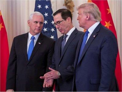 EEUU y China firman una tregua preliminar en su guerra comercial