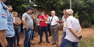 Inminente desalojo a ocupantes en J. Augusto Saldívar