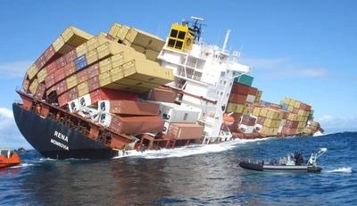 La avería gruesa en el seguro marítimo