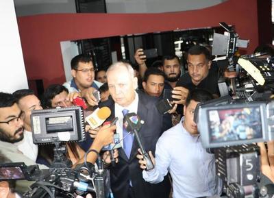 Ferreiro declara y fiscala aclara que la indagatoria implica que hay sospechas en contra suya