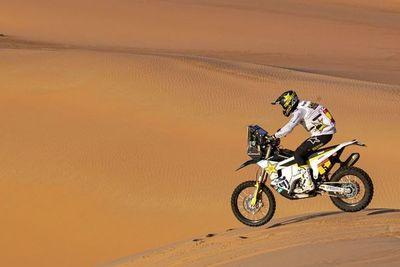 Quintanilla gana 11ª etapa del Dakar