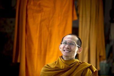 El rebelde monje budista que apoya los derechos LGTB y al aborto legal