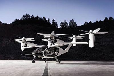 Toyota inyecta USD 400 millones en un proyecto de taxi volador