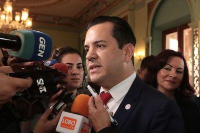 Rodolfo Friedmann desmiente acusaciones del gobernador de Guairá