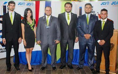 JCI San Lorenzo: Presentaron proyectos y programas para el semestre