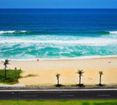 Paraguayo muere ahogado en playa de Río de Janeiro