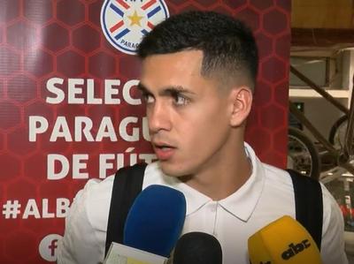 Los jugadores de la sub-23 hablaron antes del viaje a Colombia
