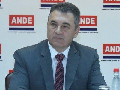 Itaipú: Villordo, titular de ANDE, es el segundo negociador designado