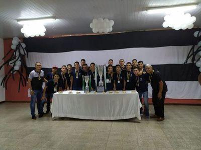 Academia infantil Santaní con gran logro en el certamen santacruceño boliviano