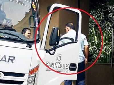 Constatan que Díaz Verón viola arresto domiciliario