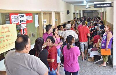 Dengue: contingente médico refuerza servicios de salud