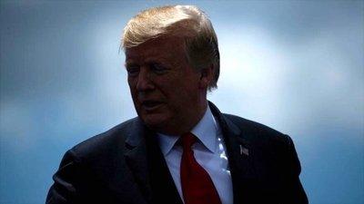 Inició juicio político a Trump
