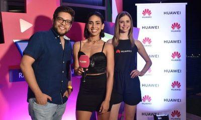 Huawei acompaña el #MusicVenus