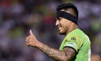 HOY / Tres goles paraguayos en el duelo entre Pumas y Juárez