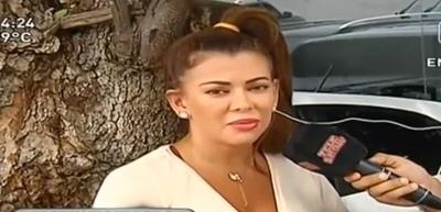 Marly Figueredo recibió el 'llamado de atención' de su esposo por este motivo