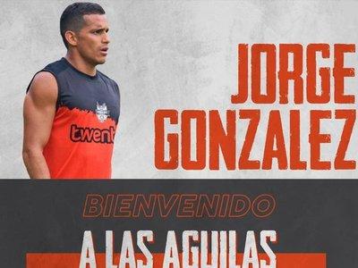 Jorge 'Torito' González regresa al fútbol paraguayo
