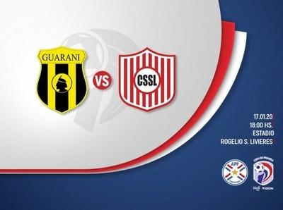 Apertura 2020: Guaraní recibe en Dos Bocas al Sportivo San Lorenzo, con el estreno del VAR