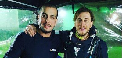 Zapag y Sanabria conquistan al Dakar