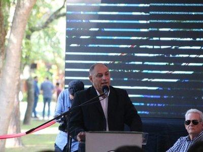 Intendente de Pilar resalta la histórica construcción de la defensa costera