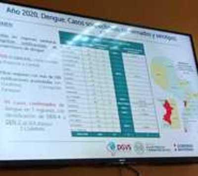 Suspenderán vacaciones de médicos por epidemia de dengue