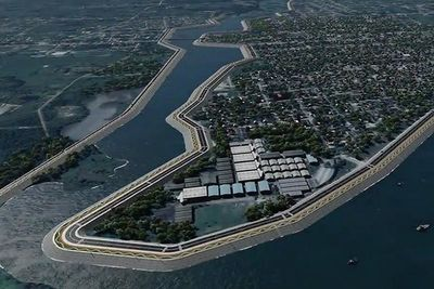 Firman contrato para construcción de anhelada defensa costera en Pilar
