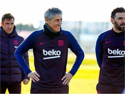 Cinco preguntas sobre el debut de Setién como entrenador del Barcelona