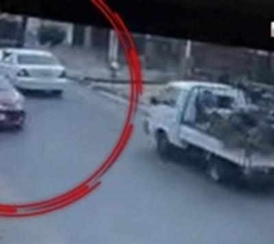 Captan asalto contra cambista en Lambaré