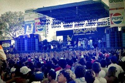 32 años de Rock SanBer, un festival memorable