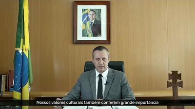 Brasil: ministro de Cultura fue destituido luego de emular discurso de jerarca nazi