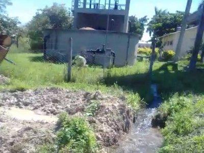 Puerto Casado: Denuncian irresponsabilidad en el manejo de agua potable