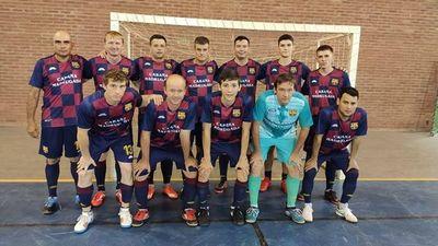 Fin de semana a pura acción en el torneo de Futsal del Deportivo Fernheim