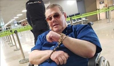 """Suegro de Marly preso en España: """"Me torturaron"""""""