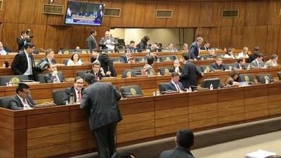 Financiamiento Político: Bancada de Añetete se reunirá la próxima semana