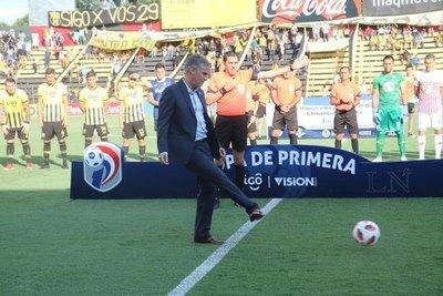 El puntapié inicial del Torneo Apertura 2020