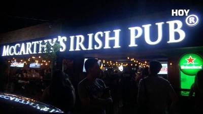 """HOY / McCarthy's Irish Pub: Experiencias de noches, """"alitas"""" y rock con sabor a México, llegan a Paraguay"""