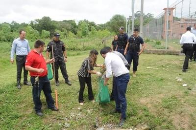 Refuerzan tareas de eliminación de criaderos en cárceles