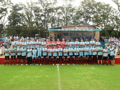 Nacional dará la bienvenida a Guaireña