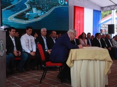 Contrucción de defensa costera de Pilar: 'todos soñamos siempre con lo que hoy es una realidad'- Sen. Víctor Ríos