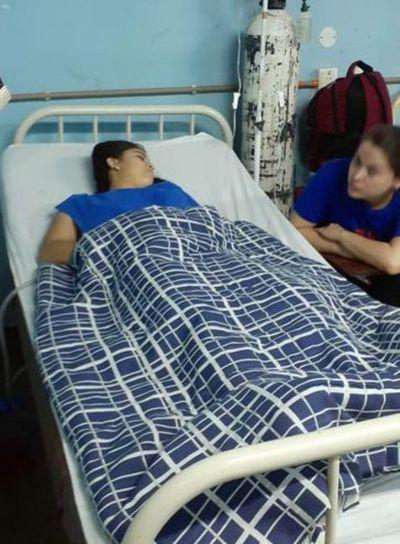 Mujer herida con disparo sindica como autor a exconcejal