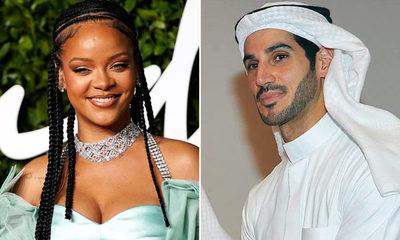Rihanna termina su relación con su novio árabe multimillonario