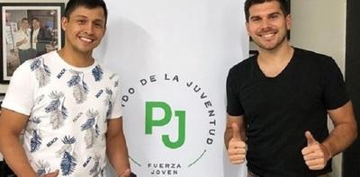 Coco Bordón se lanza a la política de la mano de Carlitos Viveros