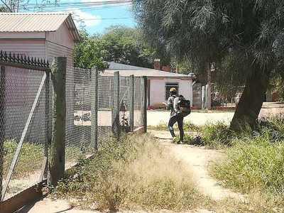 Senepa continúa con las mingas ambientales en Boquerón