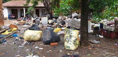 Ministerio del Ambiente realizó varias intervenciones en basurales y grandes criaderos
