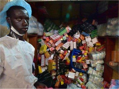 África se moviliza contra el tráfico de medicamentos falsificados