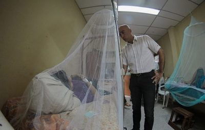 Hospital de Villa Elisa extiende horario para atender cuadros febriles