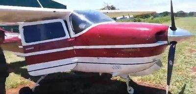 FTC incauta aeronave presuntamente vinculada al narcotráfico