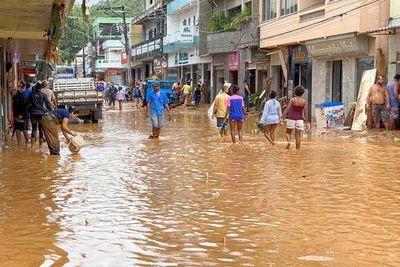 Lluvias torrenciales en sureste de Brasil causaron cinco muertos