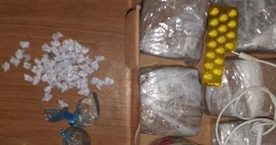 Drogas y medicamento controlado incautan en Cárcel de Concepción