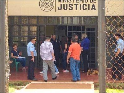 Mario Abdo ordena que policías y militares rodeen cárceles tras liberación de reos