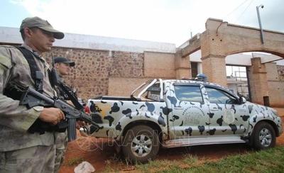 HOY / Brasil, en alerta tras fuga de presos del PCC: ordenan cerrar frontera y refuerzan seguridad